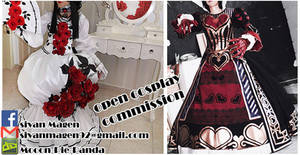 Open Cosplay Commission