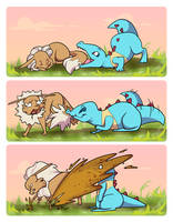 PKMNation: Tail Noms by LindsayPanes