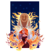 HL: The Fire by LindsayPanes