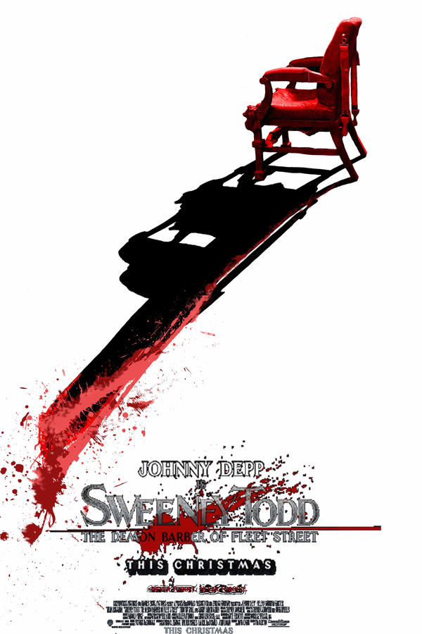 Sweeney Todd Poster. Sweeney Todd Poster Contest by