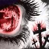 Eye with cross by jiik29