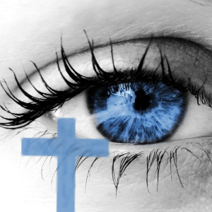 eye and cross by jiik29