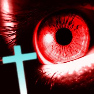 chaos eye and cross by jiik29