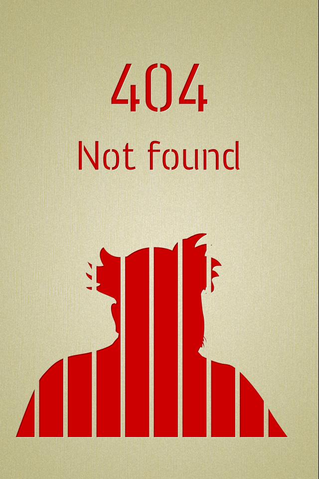 AWW, 404 Not Found