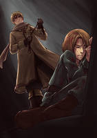 APH: the way you lie by cherlye