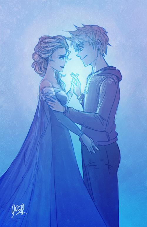 Wintery Love by cherlye