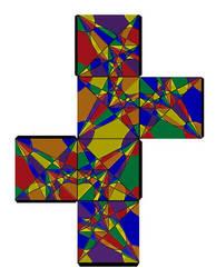3D Metatron's Cube