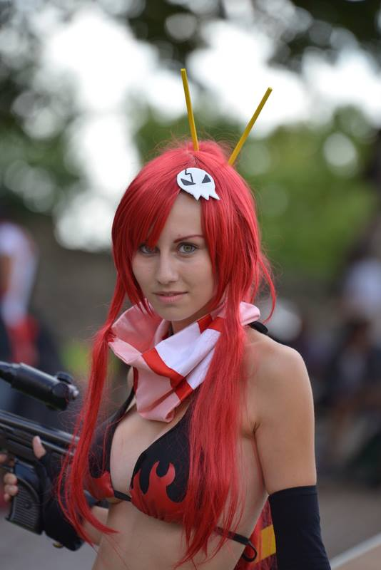 Yoko Littner Cosplay: Serious by MadnessGottaBody