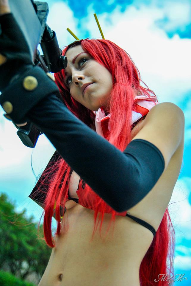 Yoko Littner Cosplay by MadnessGottaBody