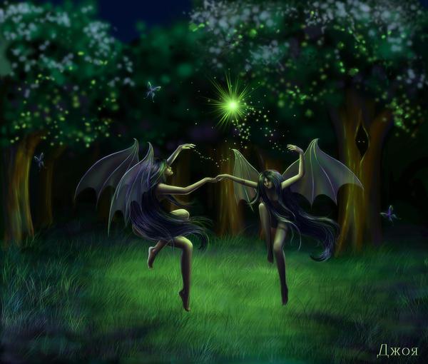 Witches by Joya-Filomena