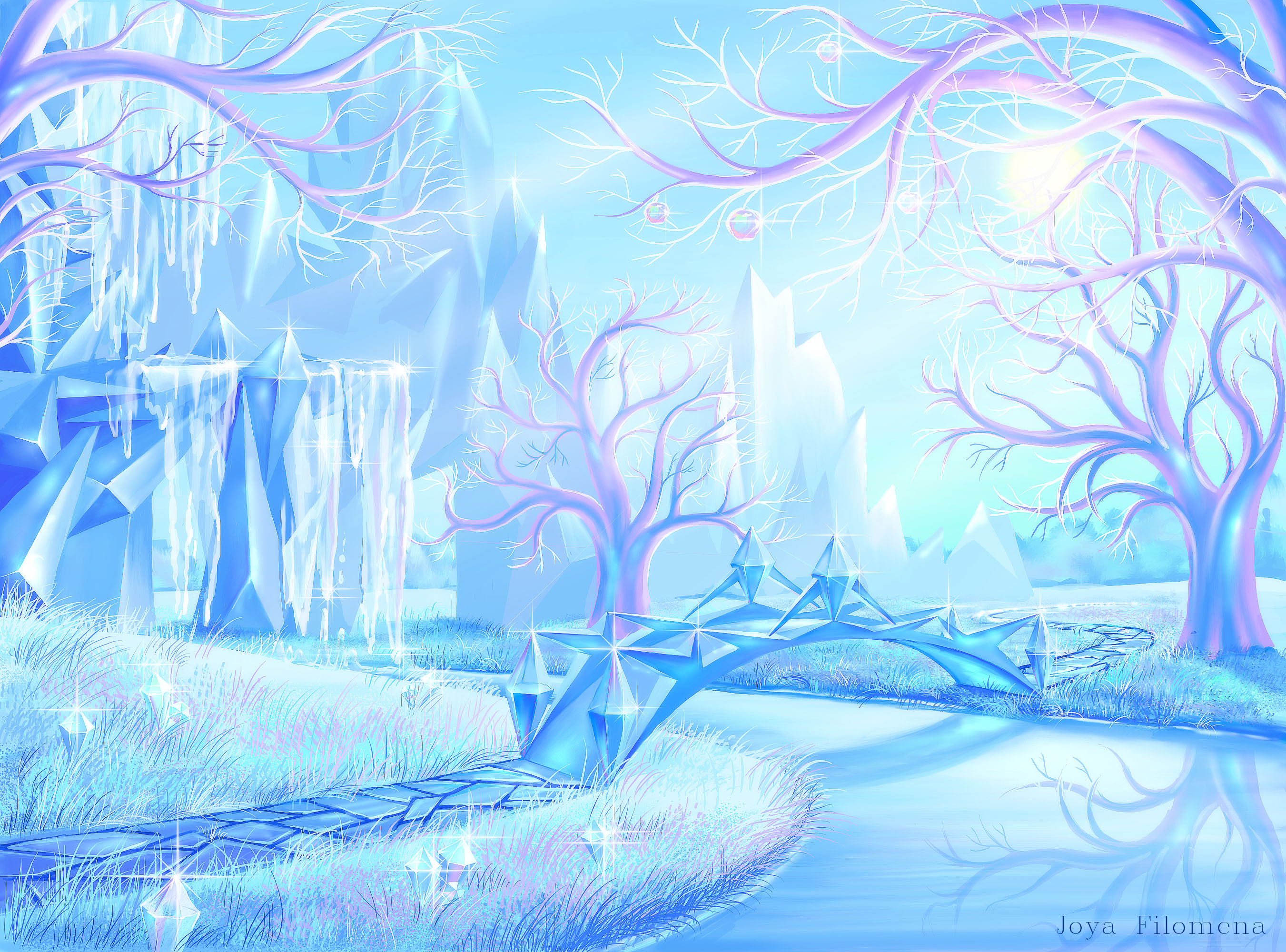 Northern Water Tribe Ice_garten_by_joya_elvira