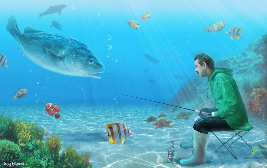Underwater by Joya-Filomena