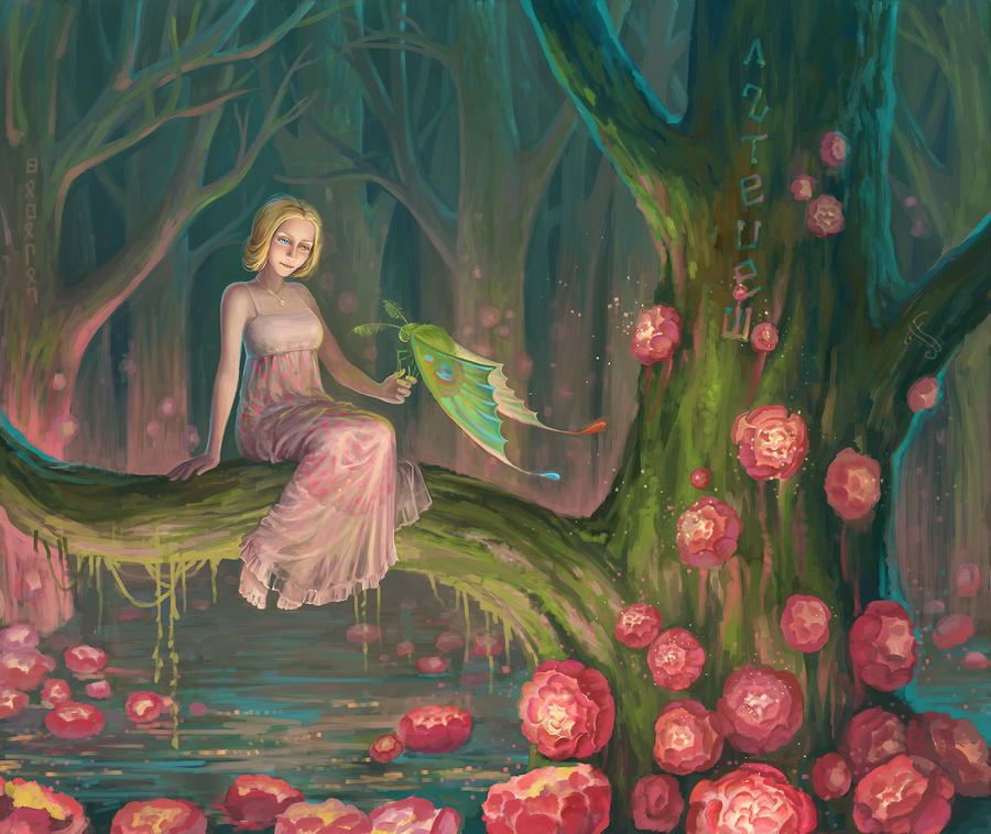 Blossom-Lullabies by Joya-Filomena