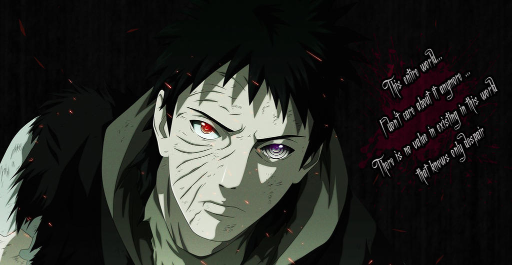 Obito Wallpaper Hd Obito Uchiha wallpaper 2 by