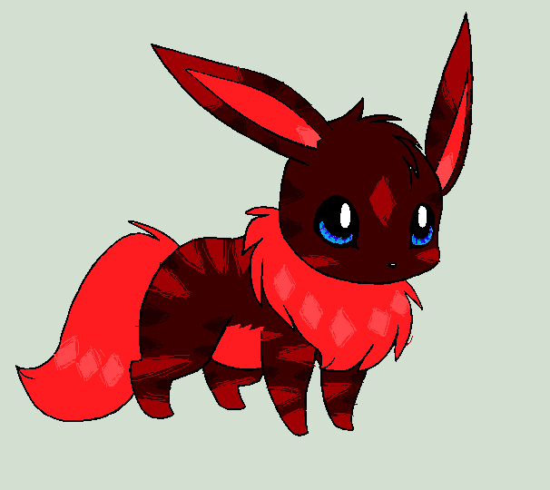 Eevee breedable 4 by LilisAdoptables