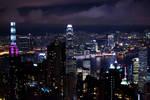 Hong Kong - City Lights II