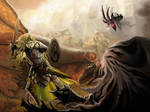 Eowyn vs the Nazgul