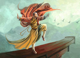 L5R - Serenity in Air by DrStein