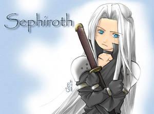 SD Sephiroth and Masamune