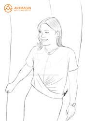 Kristi's sketch