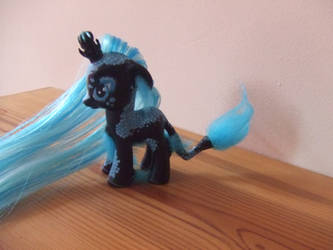 Kirin My Little Pony Custom by lilacamy931