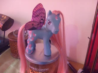 Fairy Wing My Little Pony Custom by lilacamy931