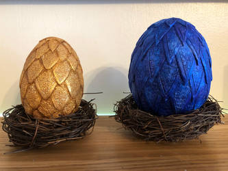 Dragon Eggs by lilacamy931