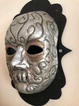 Bellatrix Deatheater Mask - Side View
