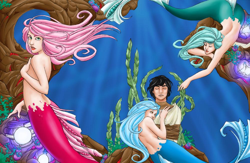 mermaid deutsch