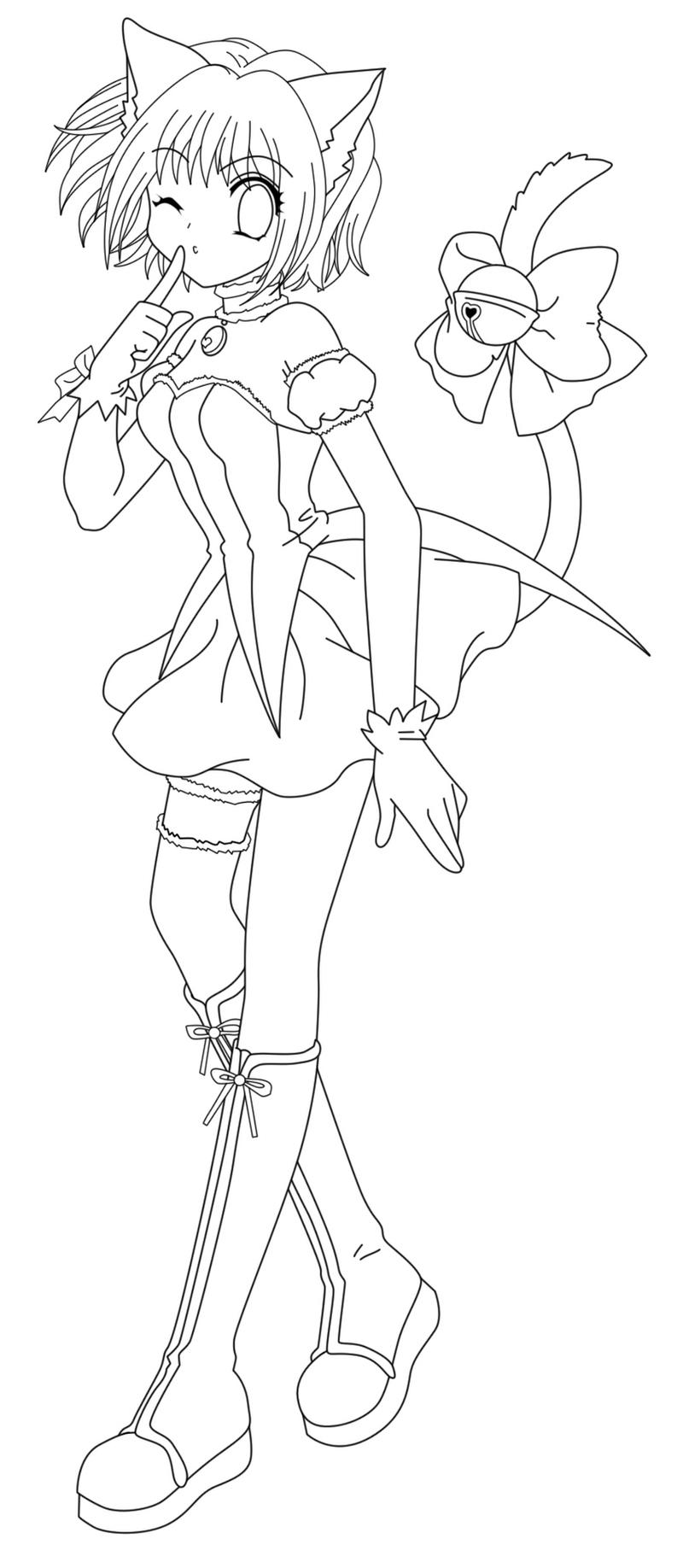 Mew lineart zoey by sweetamberkins on deviantart for Mew coloring pages