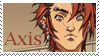 Axis stamp by SweetAmberkins