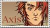 Axis stamp by SweetAmberkins