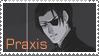 Praxis Stamp 2 by SweetAmberkins
