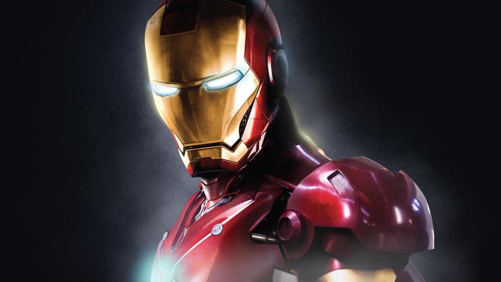 Iron Man WP by SweetAmberkins