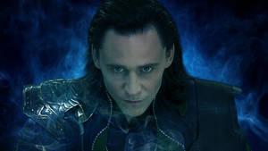 Loki's Tesseract Magic