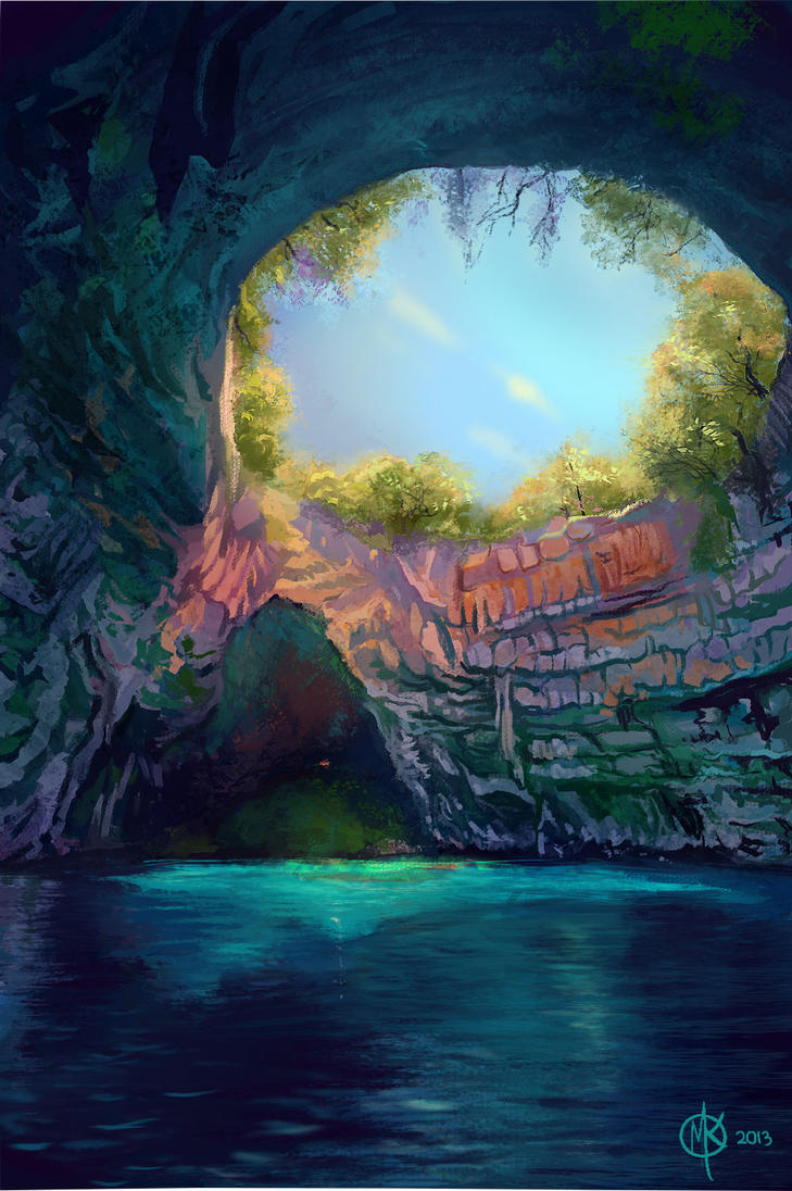 Cavern by Duplicitious