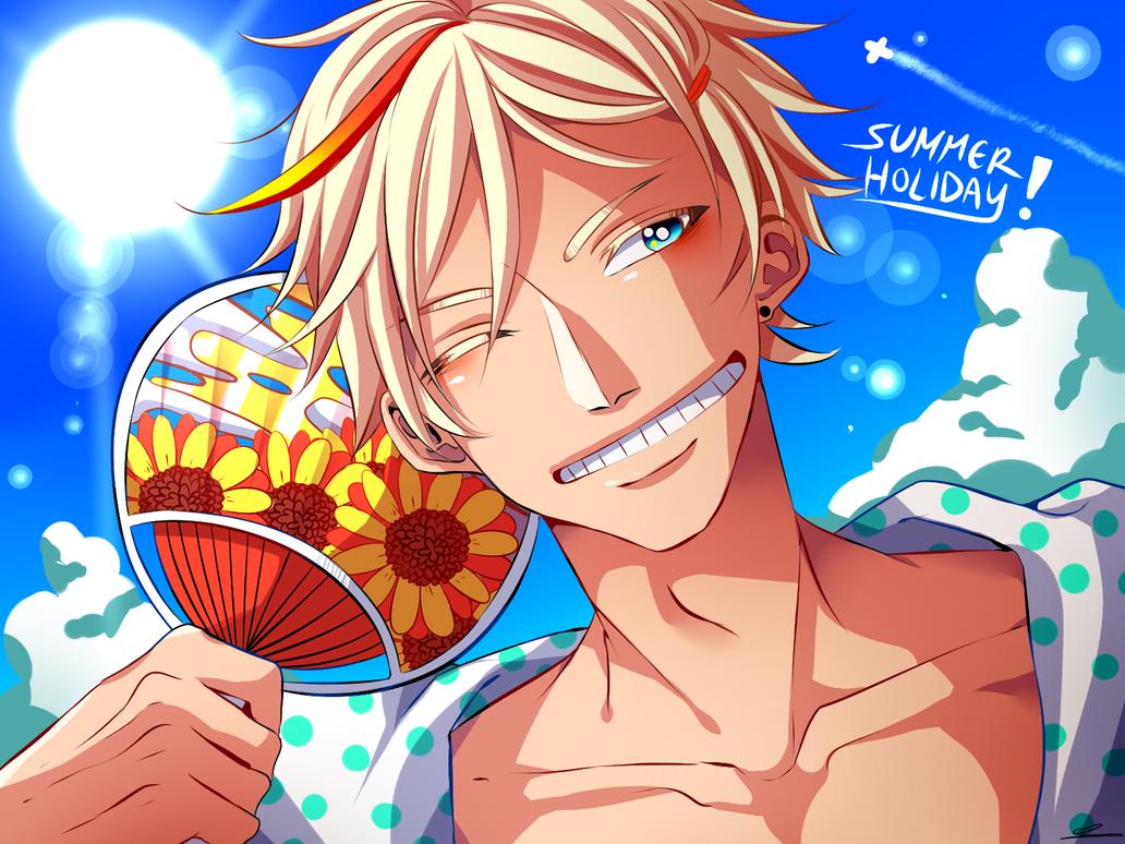 Summer Holiday by AkaMikaa
