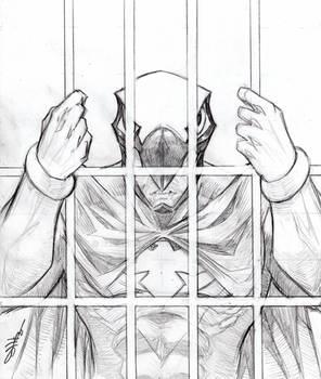 Sparrowhawk Saga Chapter 3: Jailbreak Pt. 1