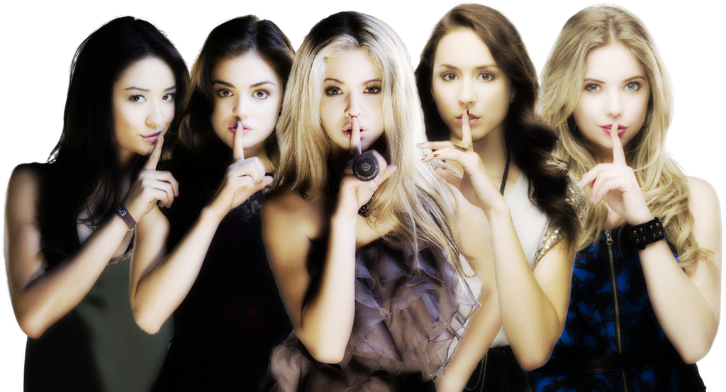who is a in pretty little liars