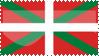 Basque Flag Stamp by opi8