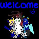 Welcome Jd by FroggyRocki