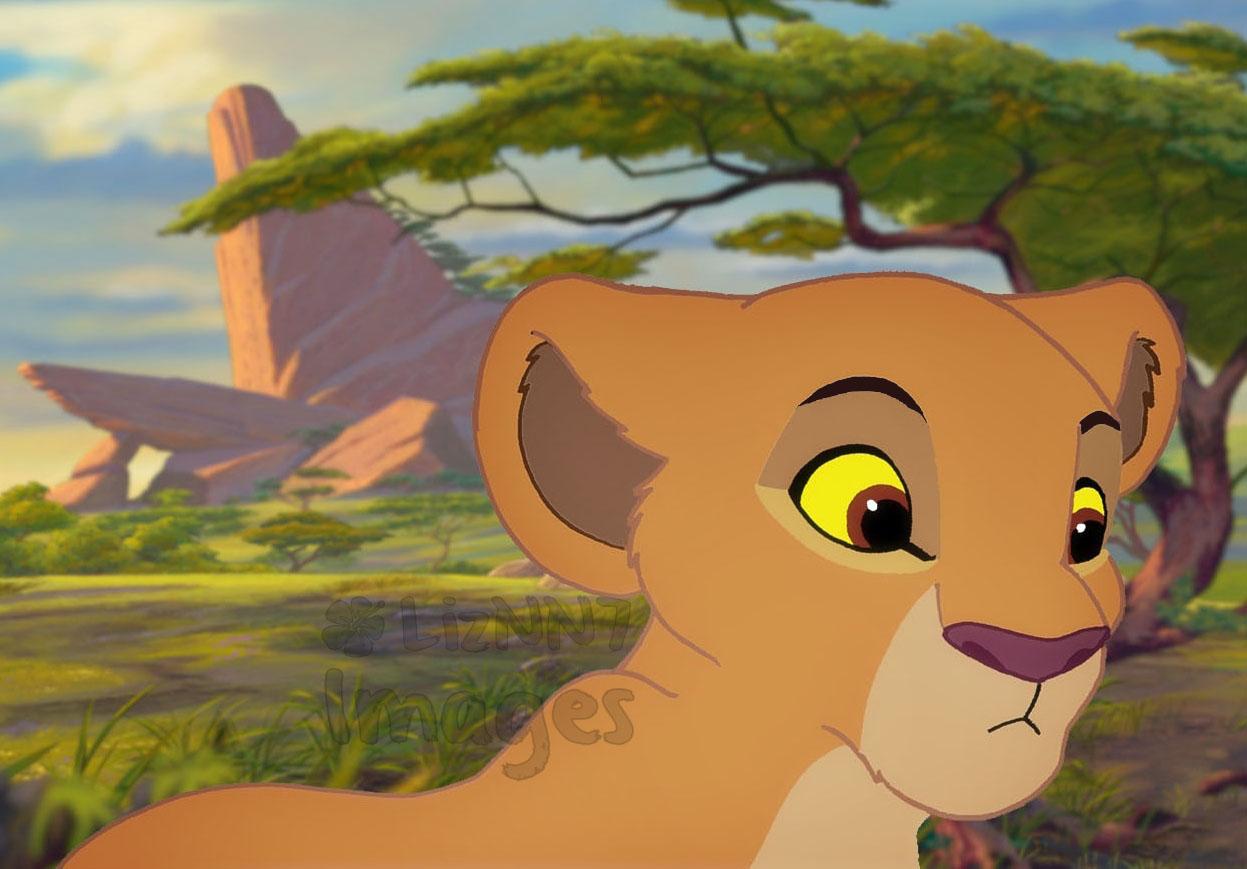 Kiara - The Lion King II by LizNN7 on DeviantArt