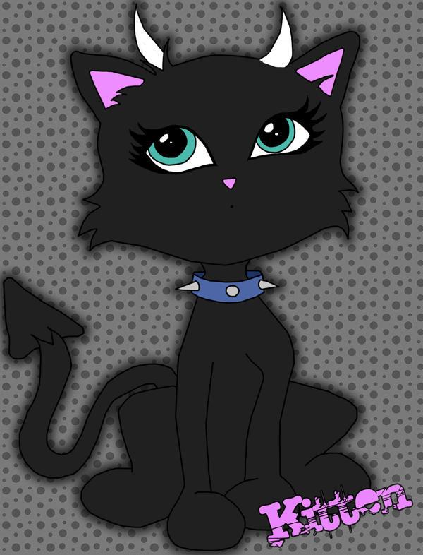 Grafika - Vaši Radovi - Page 2 Devilish_Kitten_by_BlackCandeh