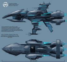 SoE exploration ship concept by N1ghtDrag0n