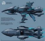 SoE exploration ship concept