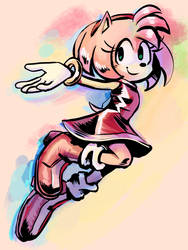 Amyjump by knockabiller