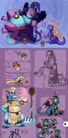 Dragon Doodles