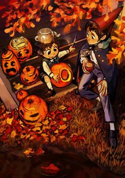 Pumpkin Surgery