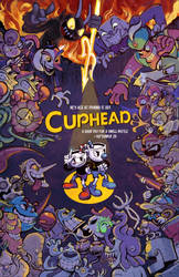 Cuphead Movie Poster