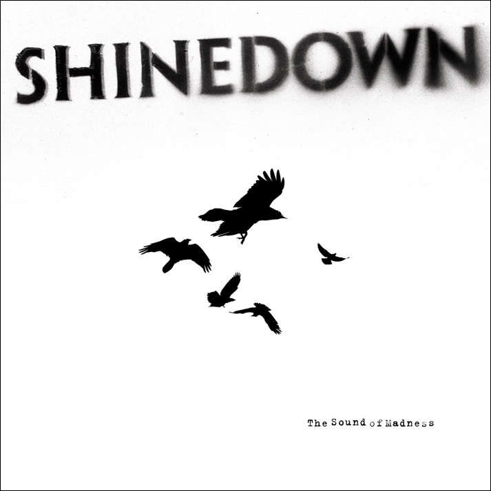shinedown sound of madness by tyler-yaaay